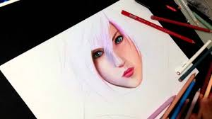 Drawing Lightning From Final Fantasy Youtube