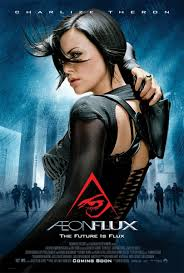 aeon flux extra large movie poster image internet movie poster