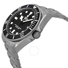 mens bracelet titanium images Pre owned tudor pelagos black dial titanium bracelet men 39 s watch jpg