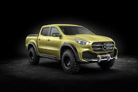 mercedes pickup truck 6x6 mercedes benz says x class is much more than an expensive navara