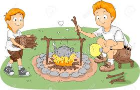 camping clipart child camp 18 jpg