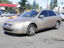 2005 honda accord lx for sale 2005 honda accord lx for sale in spokane wa stock 4176
