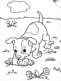 dog and puppy coloring pages 9 puppy coloring pages jpg ai illustrator download free