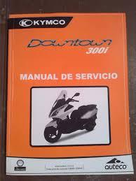 manuales de servicios para motos kymco y motocarro auteco