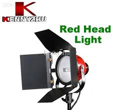 cheap studio lights for video photo video studio continuous lighting red head light l 800w with