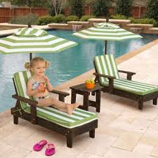 47 outdoor kid furniture double kids chaise lounger outdoor patio