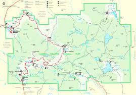 Capitol Reef National Park Map Lassen Volcanic National Park Maps Usa Maps Of Lassen Volcanic