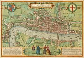 Medieval Maps Project To Compare Health Of Londoners From Medieval And