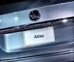 2018 atlas looks like it has the weight of volkswagen usa on its