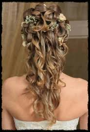 wedding hairstyles down for shoulder length hair hairstyle