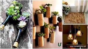 Diy Wine Bottle Decor by 40 Diy Ideas On How To Transform Empty Wine Bottles Into Useful Items
