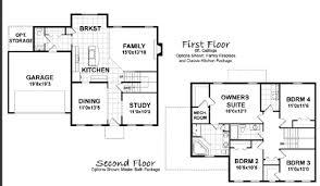 custom home floor plans free new home custom floor plans home deco plans