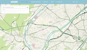 Waze Map Sanef And The Application Waze Have Joined Forces To Improve