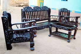 Latest Indian Sofa Designs Rustic And Classic Wooden Sofa Set Designs Nowbroadbandtv Com