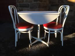 ice cream parlor table and chairs set ice cream parlor style table and chair set attainable vintage