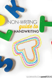 the non handwriting guide to practicing handwriting handwriting