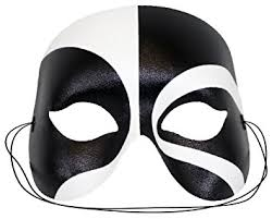 black masquerade masks for men masquerade black white masquerade mask for men toys