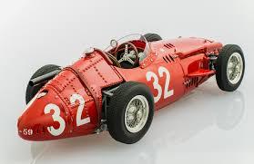 maserati 300s maserati 250f fangio 1 18 by cmc models racing heroes