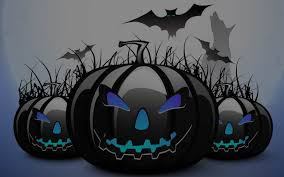 halloween background cat and pumpkin free halloween backgrounds wallpapers