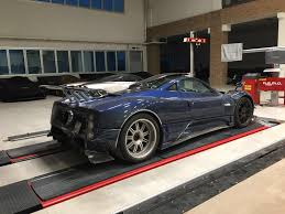 new pagani pagani zonda md is another one off