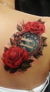 de tatuajes de rosas tatuajes de rosas una selección de las mejores fotos
