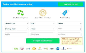 life insurance quotes comparison also step 1 complete the quote form at the top of this life insurance quotes comparison