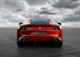 ferrari electric car 800 hp ferrari 812 superfast packs new 6 5l v12 first electric