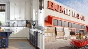 kitchen cabinets lowes or home depot home depot kitchen cabinets explainer kitchn
