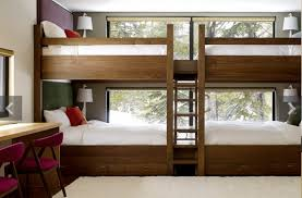 Bedroom Architecture Design Modern And Comfortable Children Bedroom Interior Design By