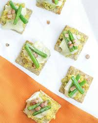 triscuit u0027s easy holiday appetizers martha stewart
