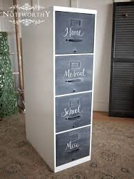 cheap metal filing cabinets file cabinet ideas metal vintage in white chalk designing painting