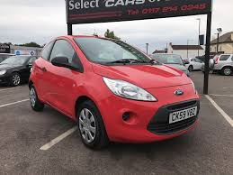 used ford ka hatchback 1 2 studio 3dr in bristol south