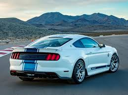 mustange shelby 2017 shelby 50th anniversary snake unveiled kelley blue book