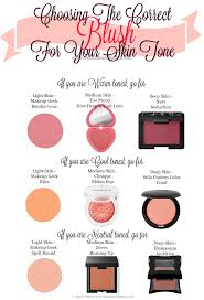 light medium skin tone choosing the correct blush for your skin tone chocolate lipstick