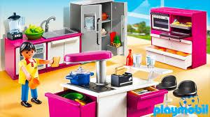 playmobil city life modern designer kitchen toy review u0026 pretend