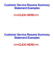 Resume Summary Statement Examples What Can I See About A Person On Facebook By Deepanshi Verma Issuu