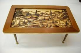 hand carved coffee table hand carved coffee table from germany table designs plans