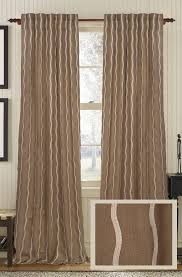 Olive Colored Curtains Muriel Kay Infinite Jute Drapery Panel
