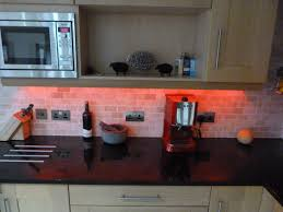 colour changing led strip u003d perfect for your under kitchen cabinet