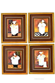 extraordinary french kitchen wall decor picture orange fat n