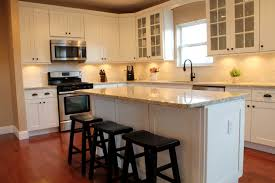 Kitchen Cabinets Columbus Ohio Innovation Idea  Ice White Shaker - Ohio kitchen cabinets