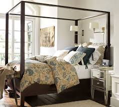 Bed Frames Diy King Bed Frame Plans Farmhouse Bed Pottery Barn by Pottery Barn That Mommy Blog Easiest Pottery Barn Knock Off