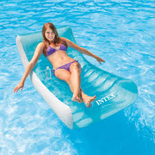 Intex Floating Recliner Lounge Intex Floating Recliner Lounge Lounges Splash