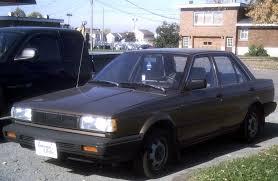nissan tsuru coupe file 1987 88 sentra jpg wikimedia commons
