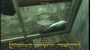 Fallout New Vegas Map Locations by Fallout New Vegas Honest Hearts Snow Globe Location Youtube