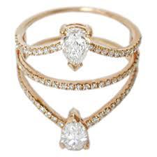 teardrop diamond ring three tier teardrop diamond ring shay jewelry as worn by