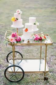 Wedding Cake Table 25 Inspiring Wedding Cake And Dessert Tables Onefabday Com