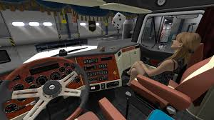 kenworth accessories dlc cabin accessories v2 0 american truck simulator mods ats mods