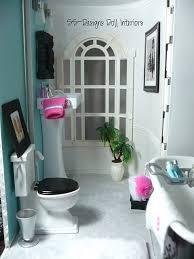 59 Best Barbie Homes Ideas by Best 25 Barbie Bathroom Ideas On Pinterest Barbie House