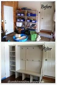 Garage Shoe Organization Ideas - this is exactly what i need ok want in the garage one per